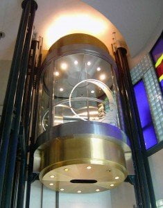 Asansör temizliği