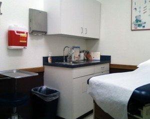 Hastane Doktor Ofisi temizliği