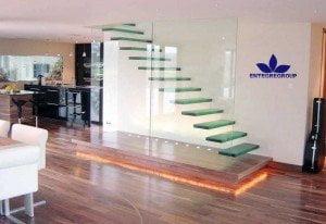 Merdiven temizliği