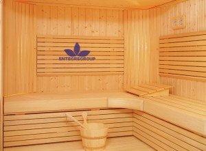 Sauna temizliği