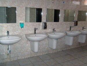 Temizlik Şirketlerinde tuvalet temizliği