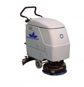 Temizlik Firmalarında BA 430 akülü makina kullanımı