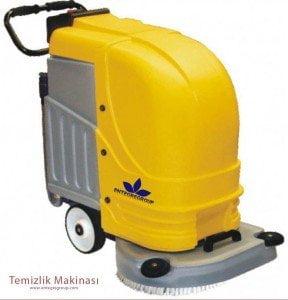 Temizlik makinaları kullanımı ve bakımı