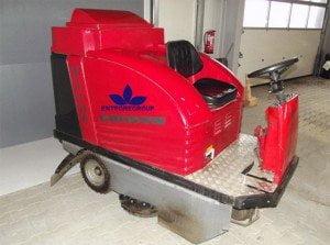 Doğuş titan gansow temizlik makinası