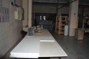 İşyeri temizlik hizmetimizden bir resim
